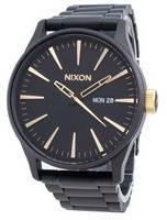 Relógio Nixon Sentry SS A356-1041-00 de quartzo para homem