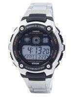 Relogio Casio Esportivo Digital World Time AE-2000WD-1AVDF AE2000WD-1AVDF