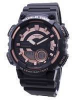 Casio Youth AEQ-110W-1A3V AEQ110W-1A3V Analog Digital Men's Watch