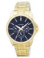 Relógio Citizen Quartz AG8342-52L para homem