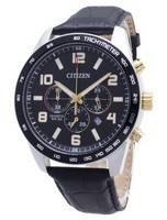 Relógio Citizen Chronograph AN8166-05E Tachymeter Quartz Masculino