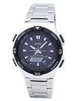 Casio Analog Digital Tough Solar AQ-S800WD-1EVDF AQ-S800WD-1EV Men's Watch
