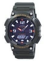 Casio Illuminator Tough Solar Alarm Analog Digital AQ-S810W-3AV AQS810W-3AV Men's Watch