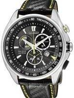 Citizen Eco-Drive Tachymeter Chronograph AT0797-01E AT0797 Men's Watch