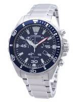 Citizen Eco-Drive AT2431-87L Chronograph Analog Men's Watch