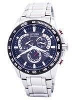Citizen Atomic Perpetual Chronograph Eco-Drive AT4008-51E Men's Watch