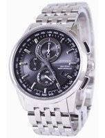 Citizen Eco-Drive Radio Controlled World Time AT8110-61E Men's Watch