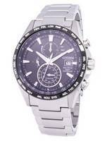 Citizen Eco-Drive Radio Controlled Chronograph AT8154-82E Men's Watch