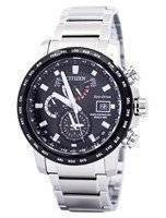 Citizen Eco-Drive Atomic Radio Controlled World Time AT9071-58E Men's Watch