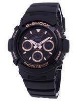 Casio G-Shock Shock Resistant 200M Analog Digital AW-591GBX-1A4 AW591GBX-1A4 Men's Watch