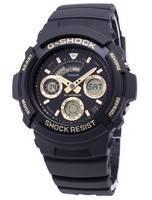 Casio G-Shock Modelos Especiais a Cores AW-591GBX-1A9 Analógico Digital 200M Relógio Masculino