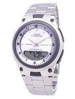 Casio Analog Digital Telememo Illuminator AW-80D-7AVDF AW80D-7AVDF Men's Watch