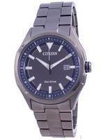Citizen WDR Eco-Drive Blue Dial AW1147-52L 100M Men's Watch