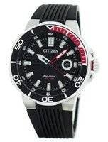 Citizen Eco-Drive Diver's 200M AW1420-04E Men's Watch