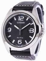 Citizen Eco-Drive Black Dial AW1430-19E Men's Watch