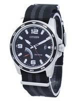 Citizen PRT Eco-Drive Power Reserve AW7030-06E Men's Watch