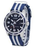 Citizen PRT Eco-Drive Power Reserve AW7038-04L Men's Watch