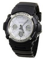 Casio G-Shock Atomic Multi Band 6 Analog Digital AWG-M100S-7AER AWGM100S-7AER Men's Watch