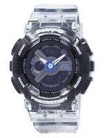 Casio Baby-G Shock Resistant World Time Analog Digital BA-110JM-1A Women's Watch