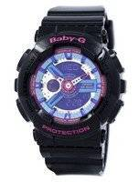 Casio Baby-G World Time Analog Digital Multicolor Dial BA-112-1A BA112-1A Women's Watch