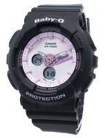Relógio Casio Baby-G Analógico Digital BA-120T-1A BA120T-1A Relógio de Quartzo com Horário Mundial