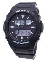 Casio Baby-G G-Lide BAX-100-1A BAX100-1A Maré Gráfico Mulheres Relógio