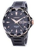 J.Springs by Seiko Automatic Black Dial 100M BEB065 Men's Watch