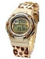 Casio Baby-G Sports World Time BG-3000V-5D Womens Watch
