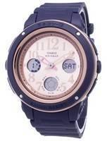 Relógio Casio Baby-G BGA-150PG-2B1 Iluminação Analógico Digital para Mulher