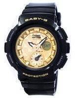 Casio Baby-G Shock Resistant World Time Analog Digital BGA-195M-1A BGA195M-1A Women's Watch