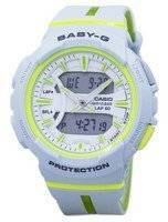 Casio Baby-G Shock Resistant Dual Time Analog Digital BGA-240L-7A Women's Watch
