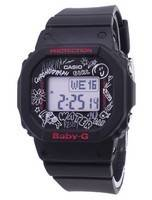 Casio Baby-G BGD-560SK-1 BGD560SK-1 Chronograph Digital 200M Women's Watch