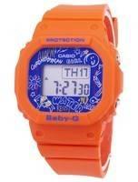 Relógio Casio Baby-G BGD-560SK-4 BGD560SK-4 Cronógrafo Digital 200M Mulher