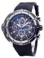 Citizen Promaster Eco-Drive Aqualand Diver BJ2120-07E BJ2120-07 BJ2120 Men's Watch