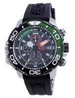 Citizen Promaster Marine Aqualand Chronograph Diver's Eco-Drive BJ2168-01E 200M Men's Watch