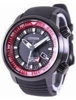 Relógio Citizen Citizent Eco-Drive GMT Mergulhador 200M BJ7085-09E