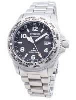Citizen PROMASTER Eco-Drive BJ7100-82E World Time 200M Men's Watch