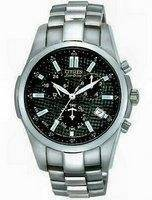 Citizen Eco-Drive Alarm Chronograph BL7130-62E