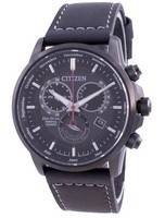 Citizen Perpetual Chronograph Eco-Drive BL8155-15E 100M Men's Watch