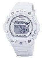Casio Baby-G Tide Graph Shock Resistant Alarm BLX-100-7E Women's Watch