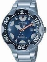 Citizen Diver Eco Drive Titanium BN0016-55L BN0016 Promaster Aqualand