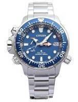 0987d3b5cbe Citizen Eco-Drive BN2030-88 L Promaster Limited Edition Japão feita relógio  200m masculino