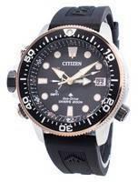 Relógio Citizen PROMASTER Eco-Drive BN2037-11E Edição Limitada 200M para Homem