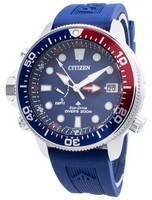 Citizen PROMASTER Eco-Drive BN2038-01L Power Reserve Indicator 200M Men's Watch