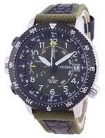 Citizen Promaster Altimeter Eco-Drive BN4048-14X 200M Men's Watch