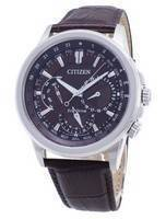 Citizen Eco-Drive BU2020-29X Analog Men's Watch