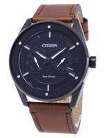 Citizen Eco-Drive BU4028-18E Power Reserve Analog Men's Watch