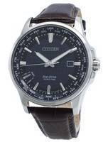 Citizen Perpetual BX1001-11L Eco-Drive World Time Men's Watch