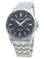 Relógio Citizen Eco-Drive BX1001-89E para homens, hora mundial