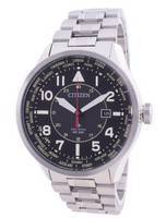 Citizen Promaster Nighthawk World Time Eco-Drive BX1010-53E 200M Men's Watch